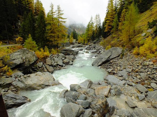 dolina gory