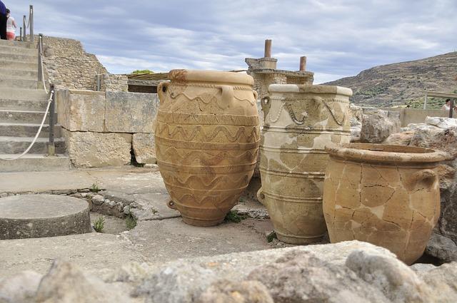 grecja starozytne naczynia