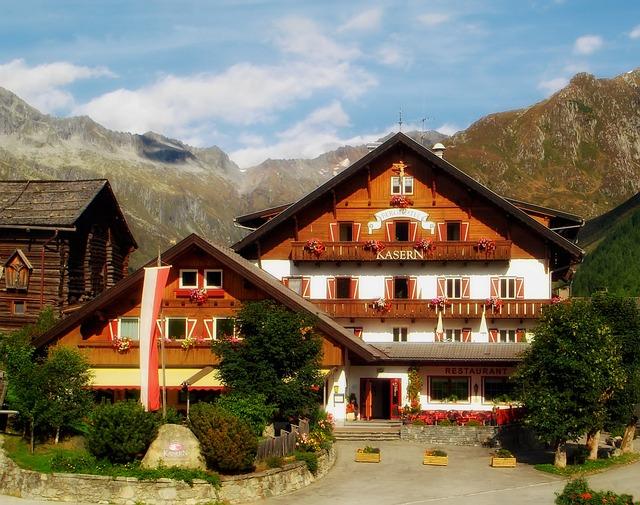 hotel w gorach