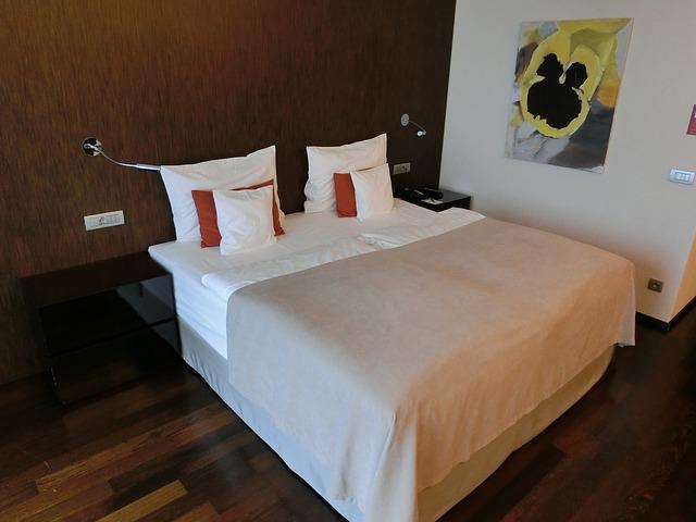 sypialnoia pokoj khotelowy