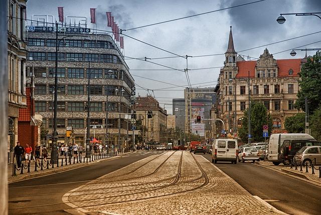 wroclaw stare miasto